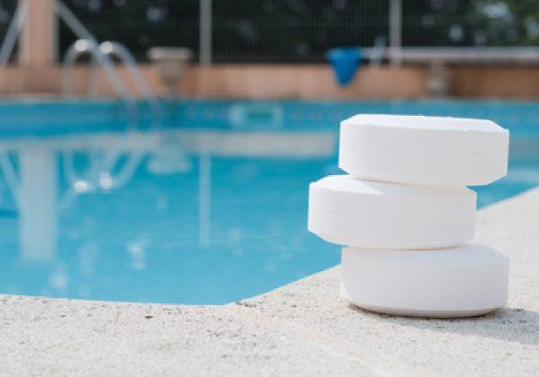 galets de chlore pour piscine